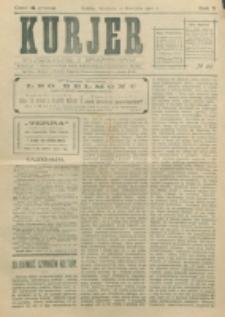 Kurjer. R. 5, nr 80 (1910)