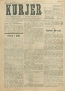 Kurjer. R. 5, nr 121 (1910)