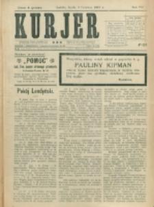 Kurjer. R. 8, nr 125 (1913)