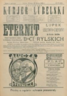 Codzienny Kurjer Lubelski. 1914, nr 57 (162)