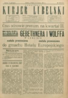 Codzienny Kurjer Lubelski. 1914, nr 172 (277)