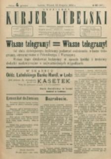 Codzienny Kurjer Lubelski. 1914, nr 182 (287)