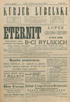 Codzienny Kurjer Lubelski. 1914, nr 38 (143)