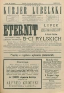 Codzienny Kurjer Lubelski. 1914, nr 43 (149)