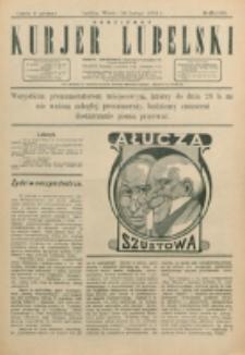 Codzienny Kurjer Lubelski. 1914, nr 45 (150)