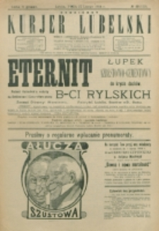 Codzienny Kurjer Lubelski. 1914, nr 48 (153)