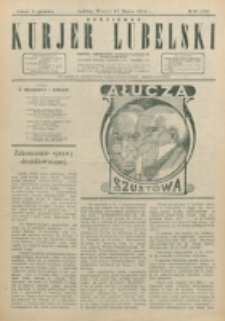 Codzienny Kurjer Lubelski. 1914, nr 63 (168)