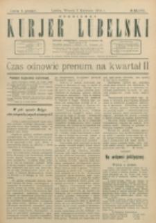 Codzienny Kurjer Lubelski. 1914, nr 80 (185)