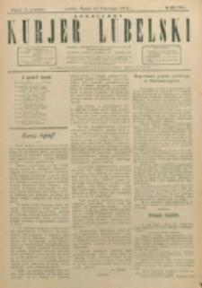 Codzienny Kurjer Lubelski. 1914, nr 85 (190)
