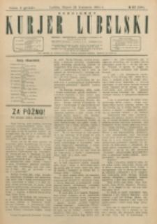 Codzienny Kurjer Lubelski. 1914, nr 92 (197)