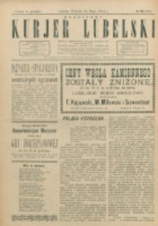 Codzienny Kurjer Lubelski. 1914, nr 118 (224)