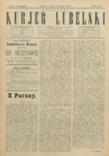 Codzienny Kurjer Lubelski. 1914, nr 121 (226)