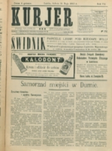 Codzienny Kurjer Lubelski. 1914, nr 153 (258)