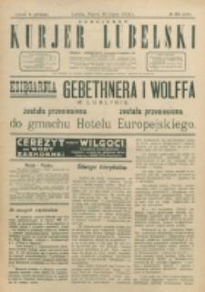 Codzienny Kurjer Lubelski. 1914, nr 154 (259)