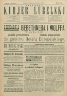 Codzienny Kurjer Lubelski. 1914, nr 156 (261)