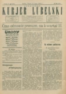 Codzienny Kurjer Lubelski. 1914, nr 160 (265)