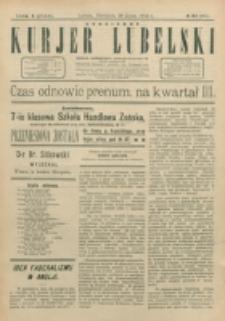 Codzienny Kurjer Lubelski. 1914, nr 162 (267)