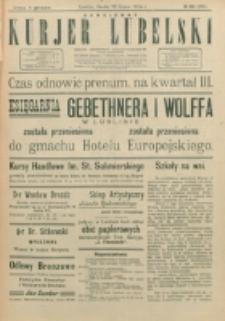 Codzienny Kurjer Lubelski. 1914, nr 164 (269)