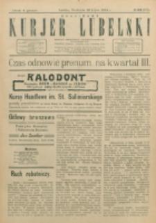 Codzienny Kurjer Lubelski. 1914, nr 168 (273)