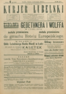 Codzienny Kurjer Lubelski. 1914, nr 186 (291)