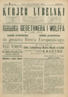 Codzienny Kurjer Lubelski. 1914, nr 189 (294)