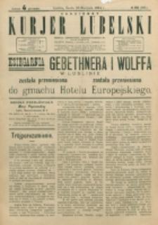 Codzienny Kurjer Lubelski. 1914, nr 190 (295)