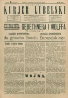 Codzienny Kurjer Lubelski. 1914, nr 191 (296)