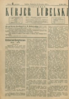Codzienny Kurjer Lubelski. 1914, nr 194 (299)
