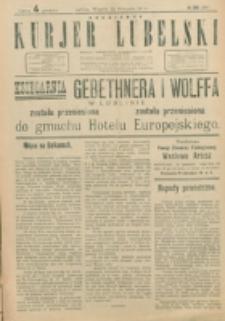 Codzienny Kurjer Lubelski. 1914, nr 196 (301)