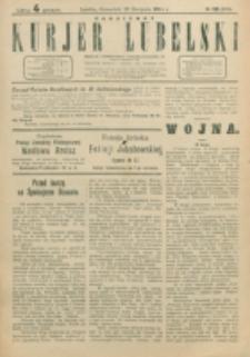 Codzienny Kurjer Lubelski. 1914, nr 198 (303)