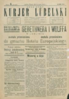 Codzienny Kurjer Lubelski. 1914, nr 199 (304)