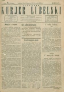Codzienny Kurjer Lubelski. 1914, nr 202 (307)