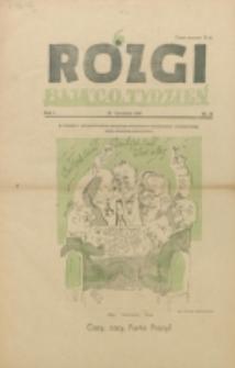 Rózgi : biją co tydzień. R. 1, nr 19 (1946)