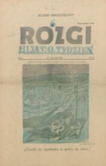 Rózgi : biją co tydzień. R. 1, nr 20 (1946)