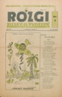 Rózgi : biją co tydzień. R. 2, nr 32=52 (1947)