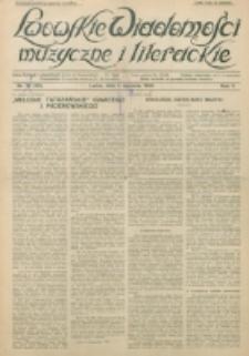 Lwowskie Wiadomości Muzyczne i Literackie : organ Związku Muzyków-Pedagogów, poświęcony sprawom kultury muzycznej i twórczości literackiej. R. 5, nr 1=50 (1930) 1 stycznia 1930