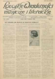 Lwowskie Wiadomości Muzyczne i Literackie : organ Związku Muzyków-Pedagogów, poświęcony sprawom kultury muzycznej i twórczości literackiej. R. 5, nr 4=53 (1930) 1 kwietnia 1930