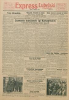 Express Lubelski i Wołyński. 1932, 29 Kwietnia