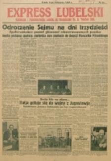 Express Lubelski. 6 Listopad (1929)