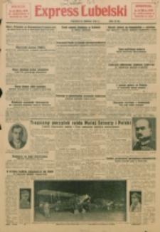 Express Lubelski. 28 Sierpień (1930)
