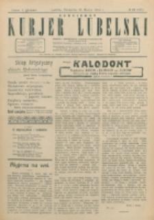 Codzienny Kurjer Lubelski. 1914, nr 62 (167)