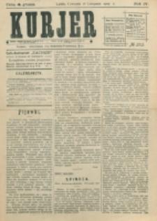 Kurjer. R. 4, nr 273 (1909)