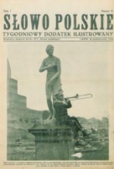 """Słowo Polskie : tygodniowy dodatek ilustrowany. R. 1, nr 8 (1925). : bezpłatny dodatek do Nr 279 """"Słowa Polskiego"""""""