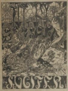 Lucifer : miesięcznik literacki. R. 2, nr 2/4 (1922)