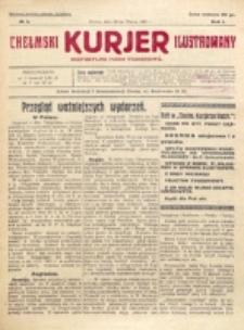 Chełmski Kurjer Ilustrowany : bezpartyjne pismo tygodniowe. R. 1, nr 4 (1925)
