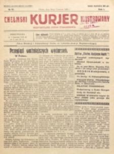Chełmski Kurjer Ilustrowany : bezpartyjne pismo tygodniowe. R. 1, nr 15 (1925)