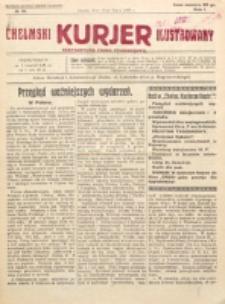 Chełmski Kurjer Ilustrowany : bezpartyjne pismo tygodniowe. R. 1, nr 19 (1925)