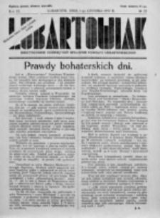 Lubartowiak : miesięcznik poświęcony wychowaniu młodzieży starszej. R. 6, nr 23 (1937)
