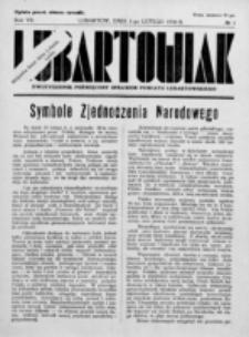 Lubartowiak : miesięcznik poświęcony wychowaniu młodzieży starszej. R. 7, nr 3 (1938)