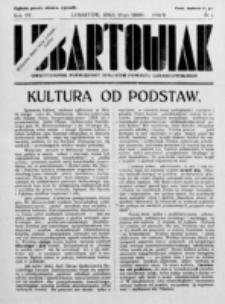Lubartowiak : miesięcznik poświęcony wychowaniu młodzieży starszej. R. 7, nr 6 (1938)